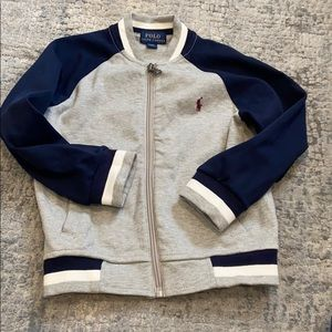 Polo Ralph Lauren jersey zip up